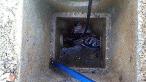 entretiens canalisation extraction de calcaire