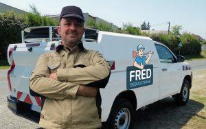 véhicule Fred Débouchage